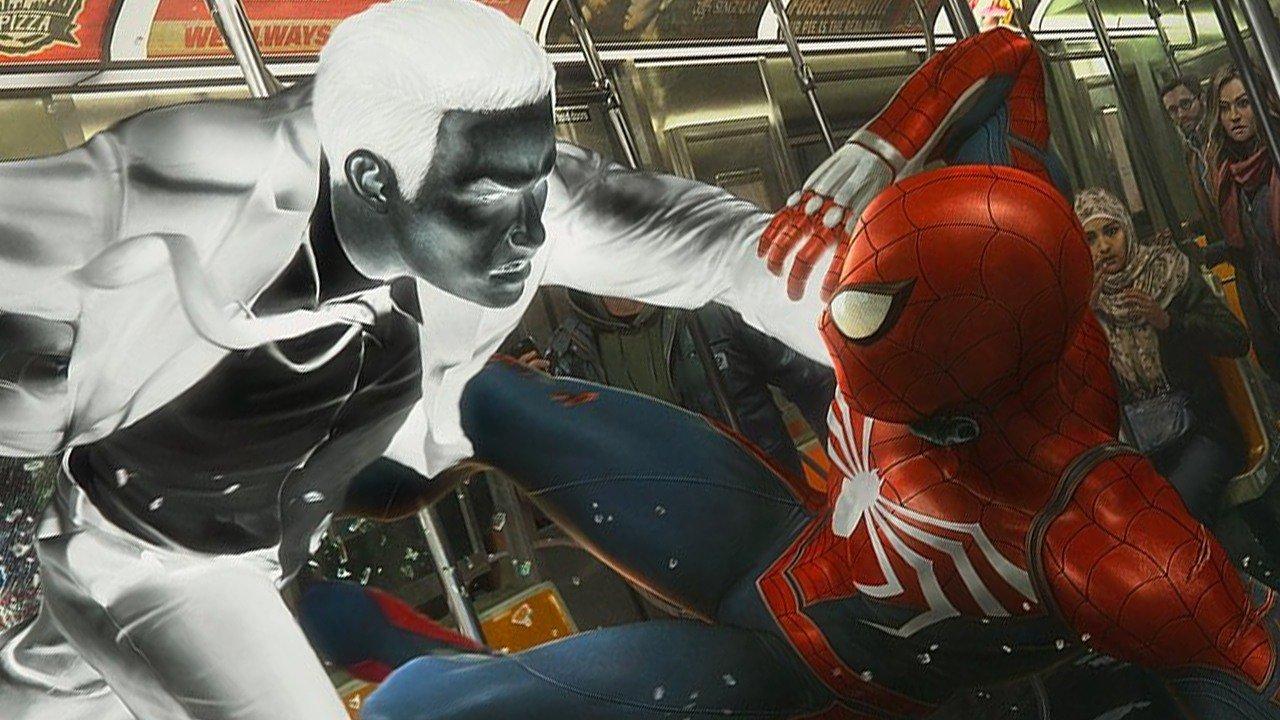 Spider-Man PS4 Mister Negative