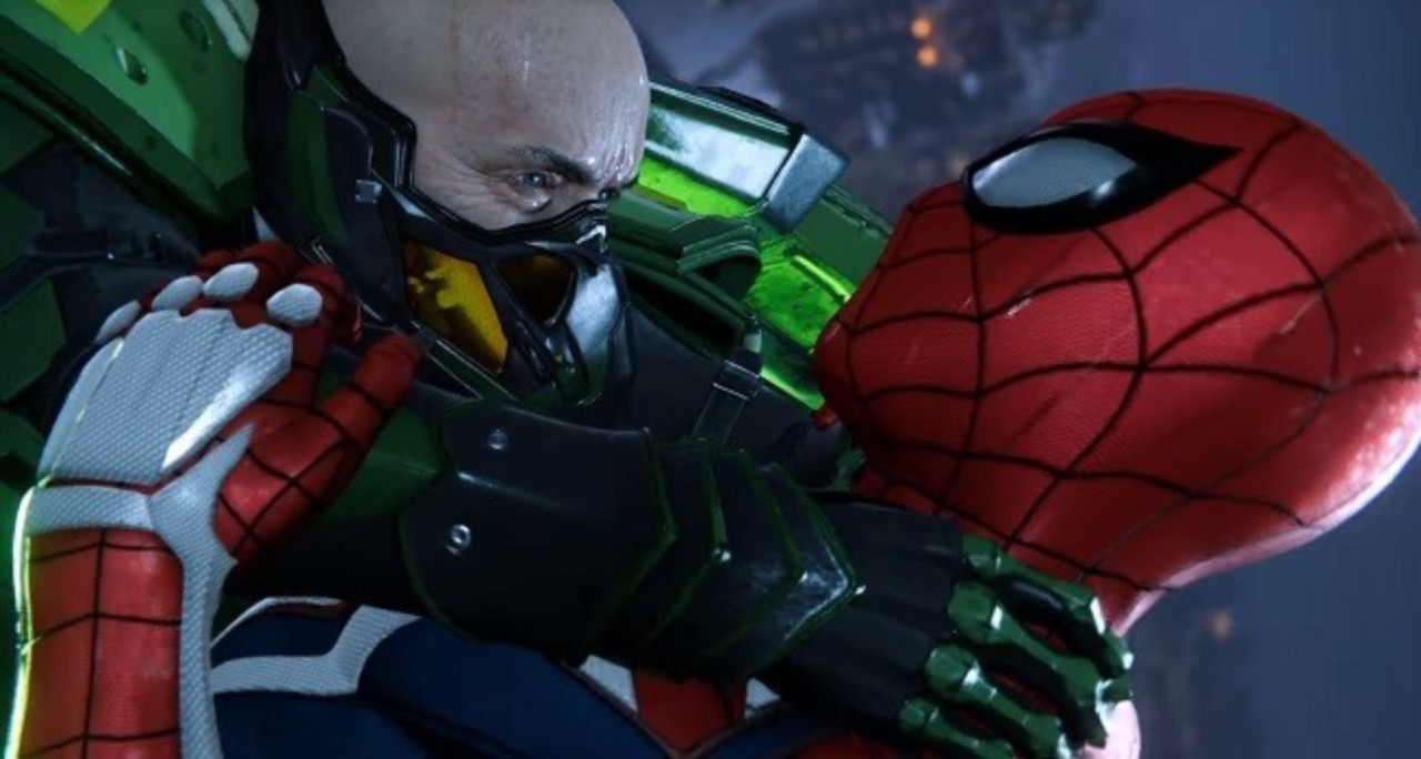 Spider-Man PS4 Vulture