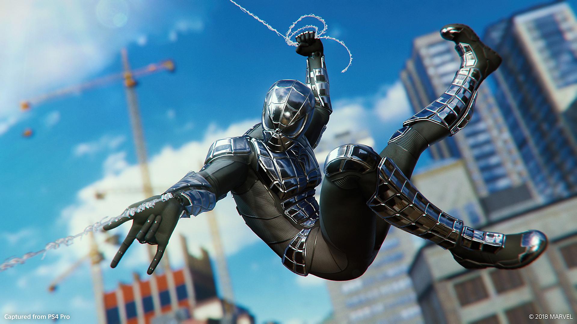 Spider-Armor MK1