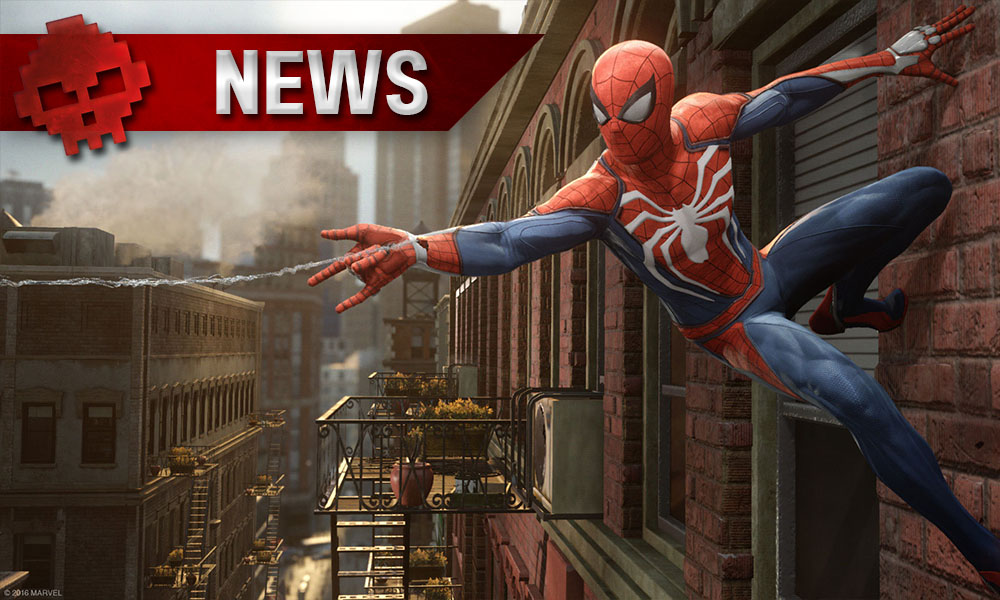 Spider-Man vignette news