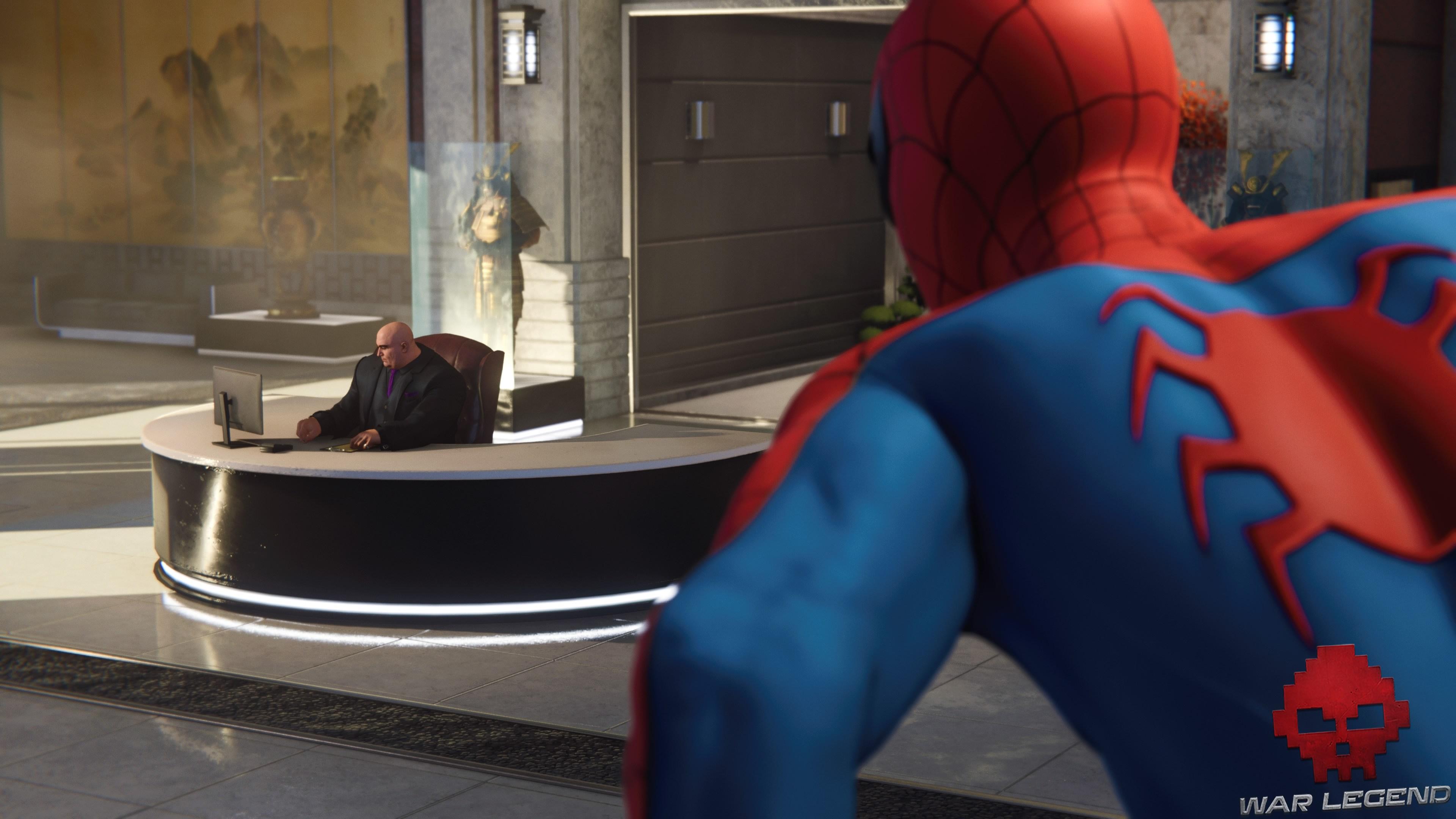 Disk est à son bureau
