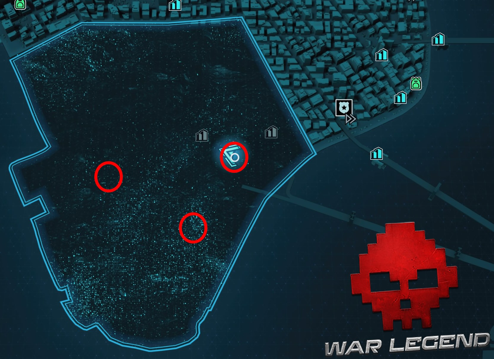 solution spider-man réseau en panne emplacement des brouilleurs