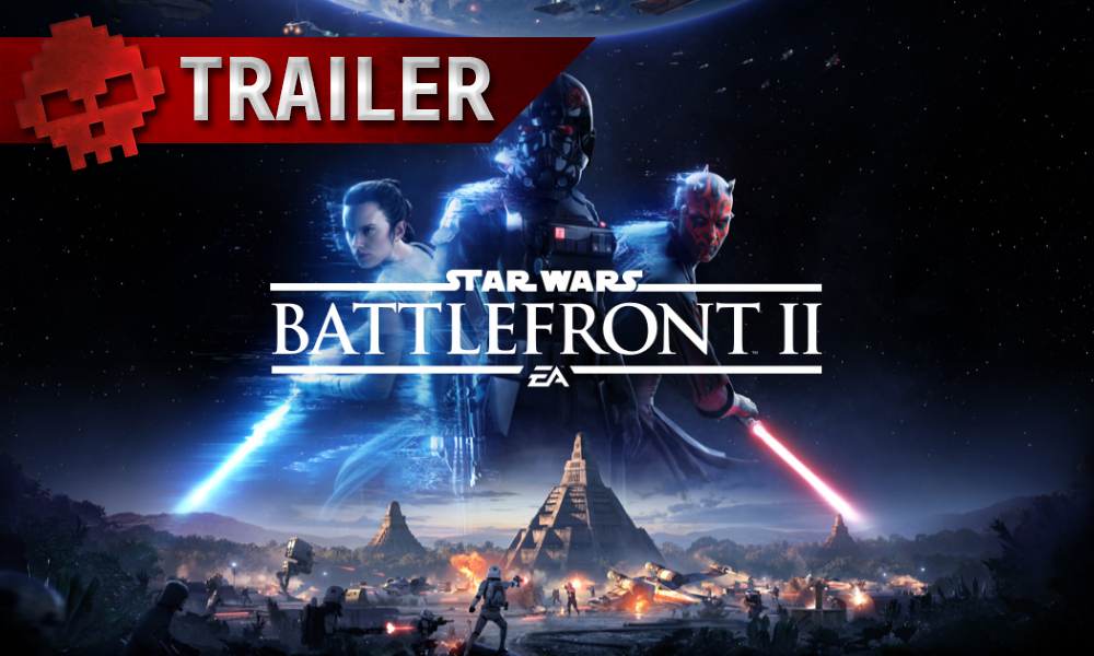 vignette trailer star wars battlefront 2