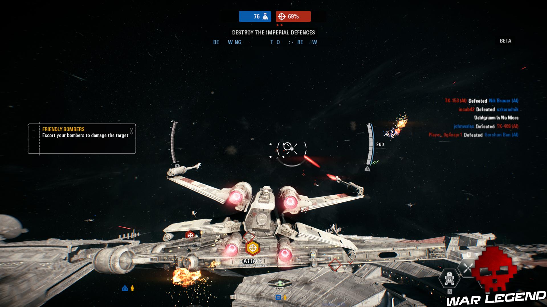 Guide Star Wars: Battlefront II