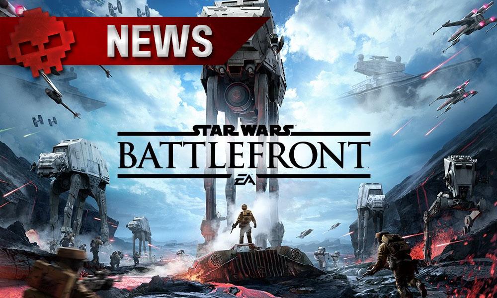 Star Wars Battlefront 2 - Un site officiel et une date pour un trailer
