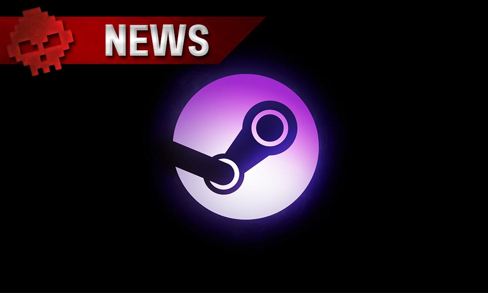 Steam - Dates des soldes de Noël confirmées - Logo steam