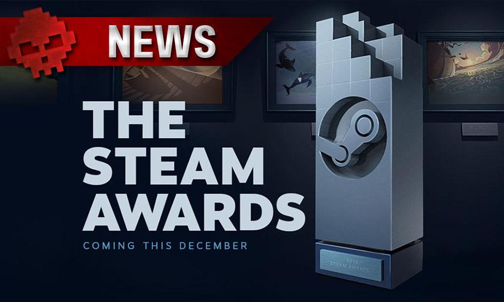 Steam Awards - Les grands gagnants de 2016 Logo