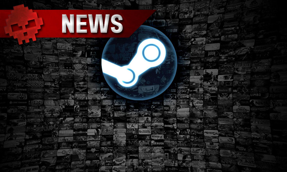 Steam - Le top 100 des meilleures ventes de 2016 Logo Steam