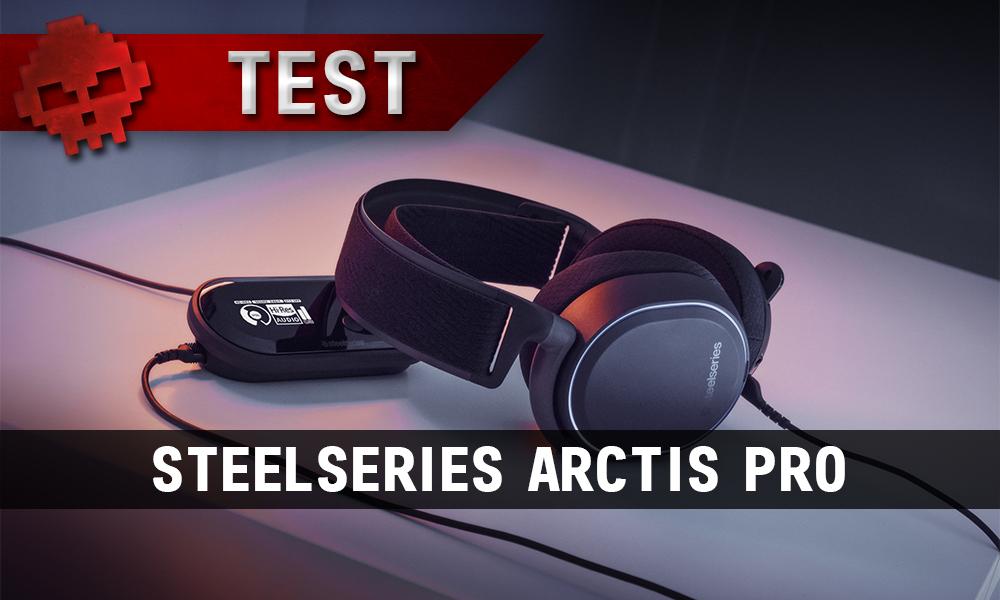 SteelSeries Arctis Pro Vignette