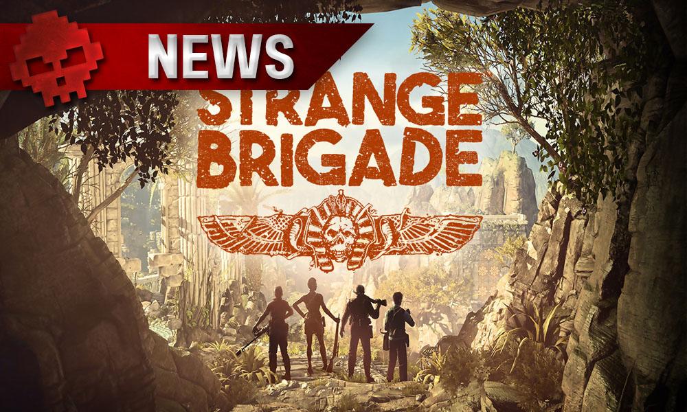 Strange Brigade - Une nouvelle vidéo de gameplay au cœur de l'action