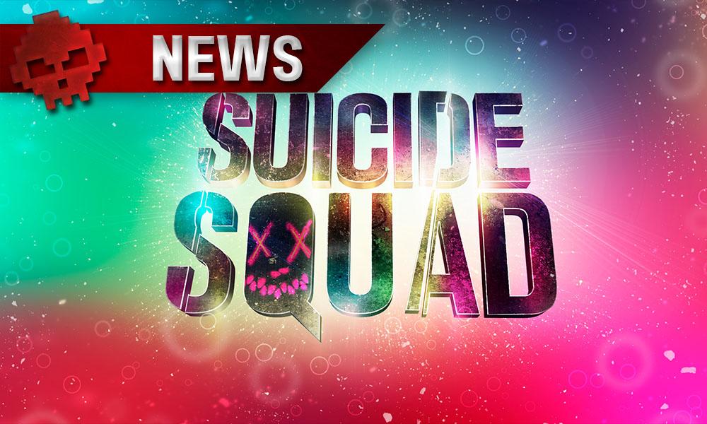 Suicide Squad - Un jeu non annoncé et déjà annulé Logo