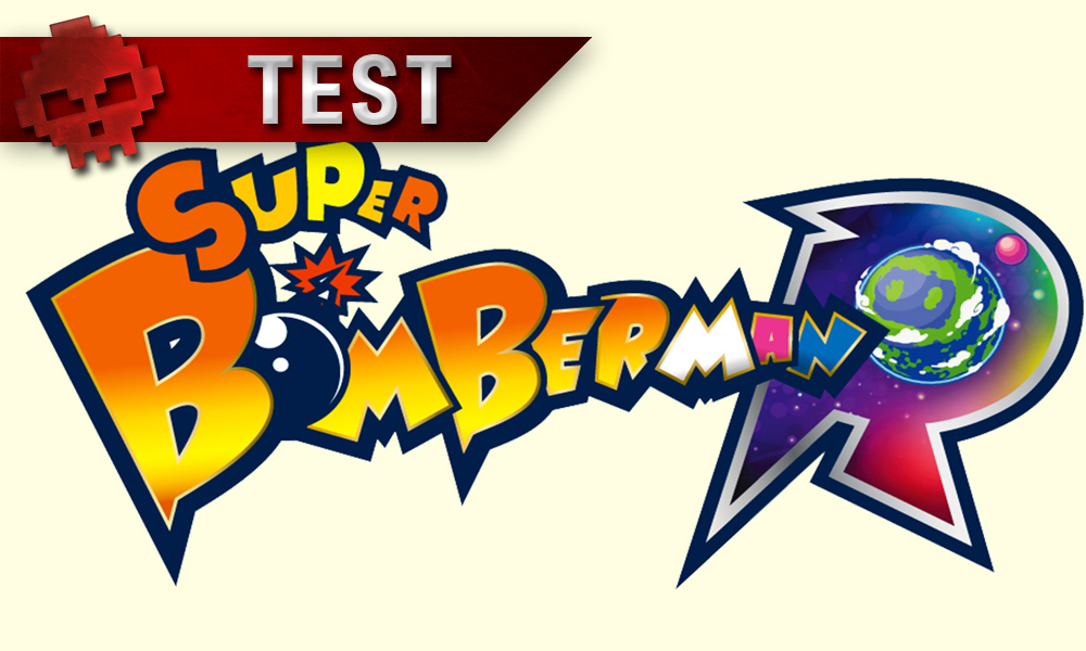 Test Super Bomberman R