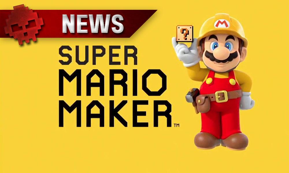 Super Mario Maker - Les nouvelles fonctionnalités se dévoilent - News