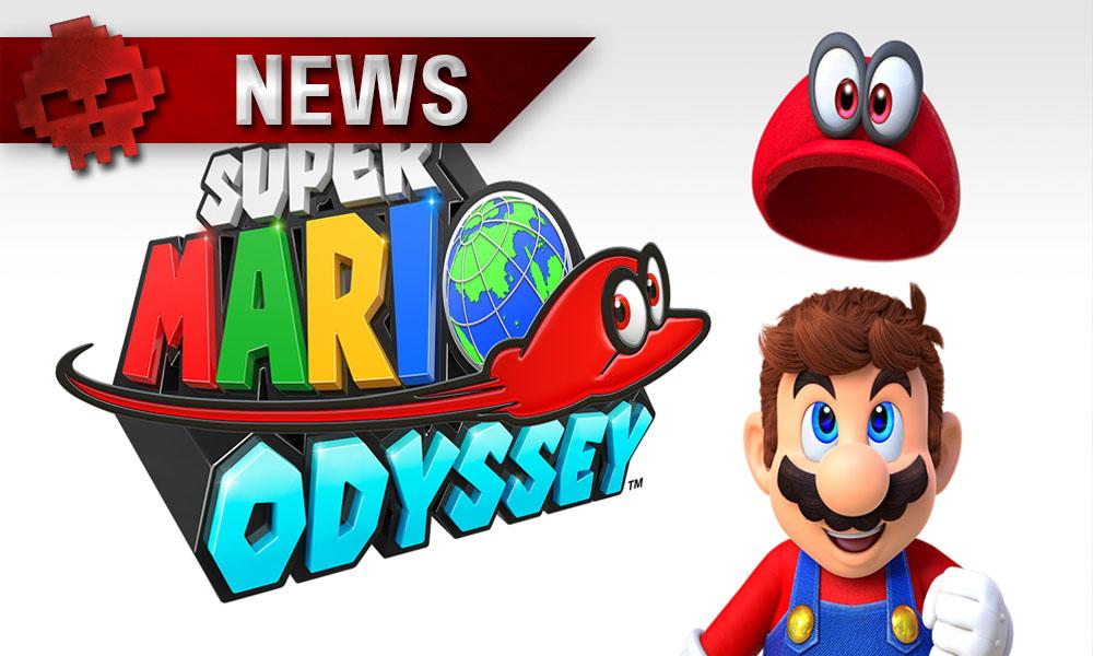 Super Mario Odyssey - Un mode coopération est prévu