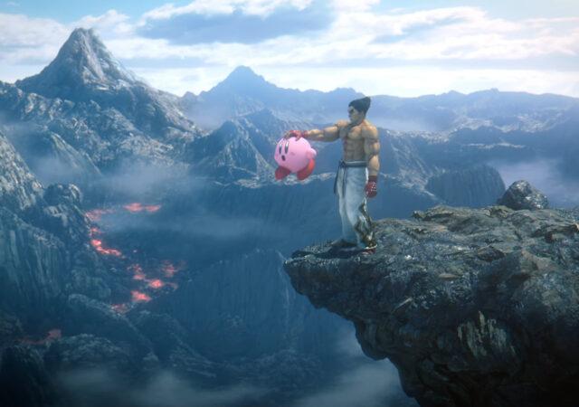 Super Smash Bros. Ultimate – The Iron Fist of Darkness kazuya mishima