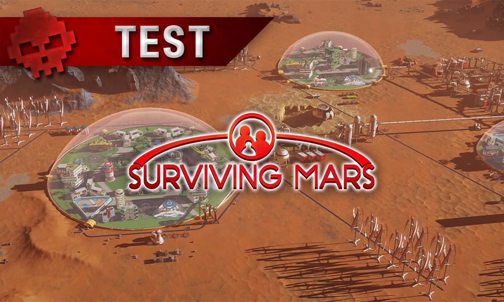 Test Surviving Mars vignette