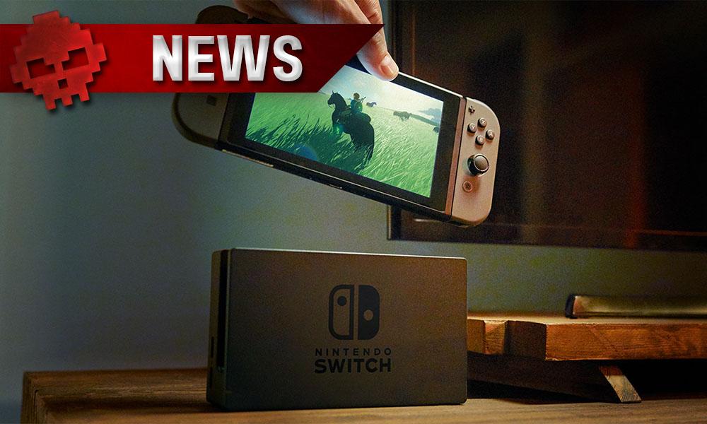 Nintendo Switch - Une gamme d'accessoires pour la chouchouter
