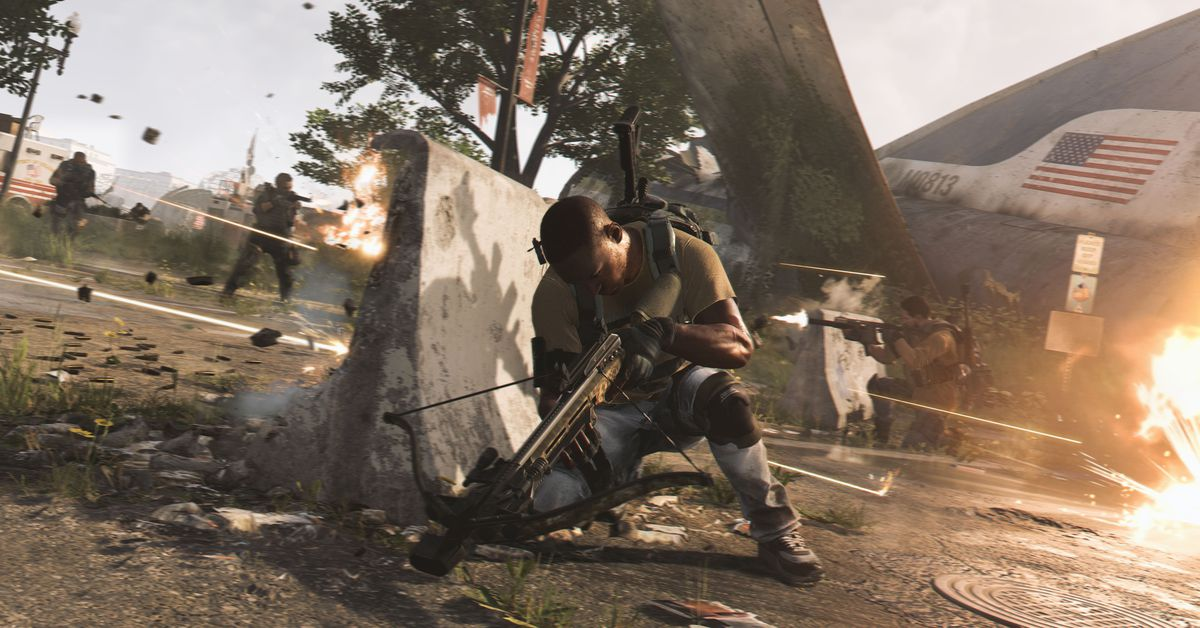 The division 2 heures sombres