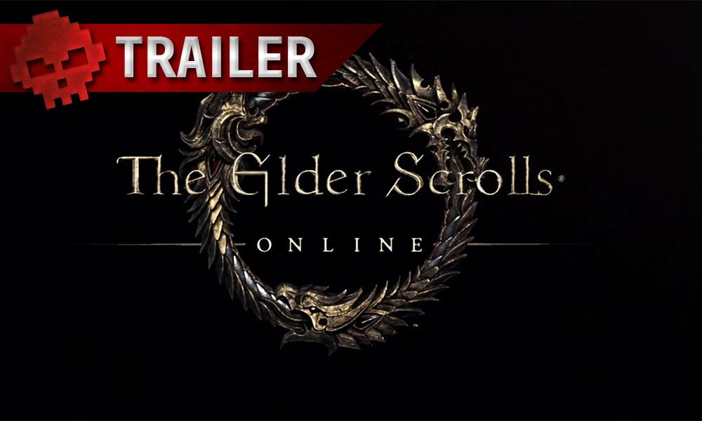 The Elder Scrolls: Online - Un trailer de gameplay nous transporte en Morrowind Logo