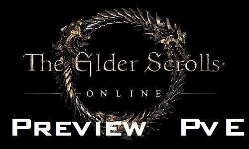 the elder scrolls online preview