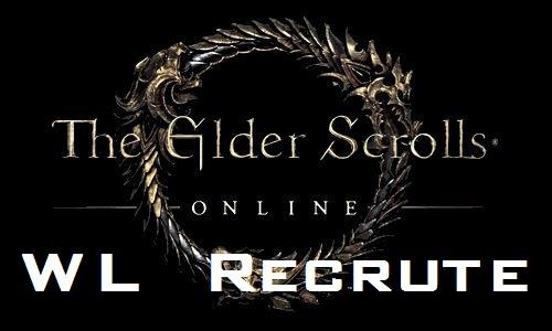 Guilde pvp recrutement elder scrolls online