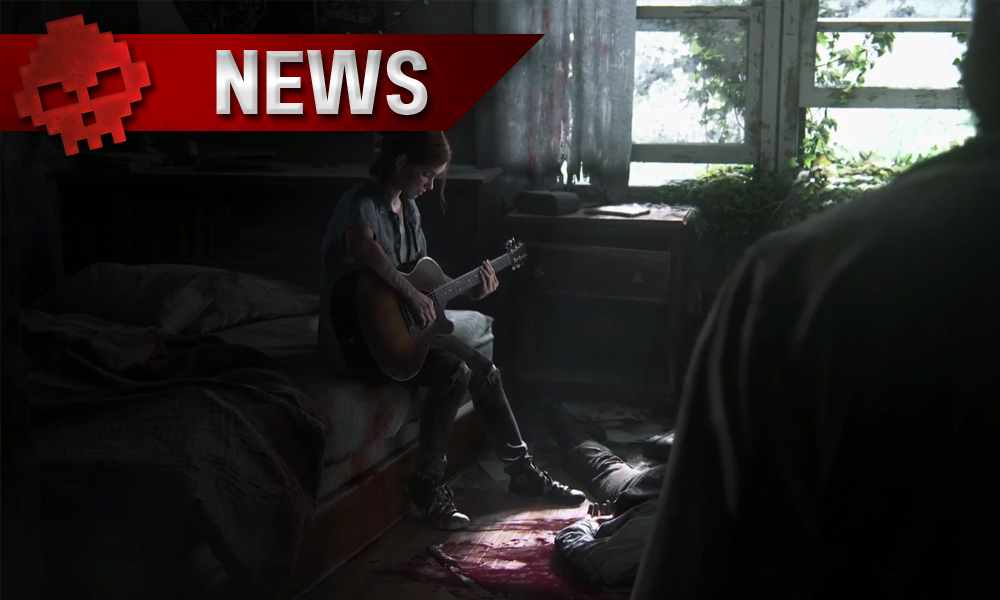 The Last of Us - Ellie joue de la guitare