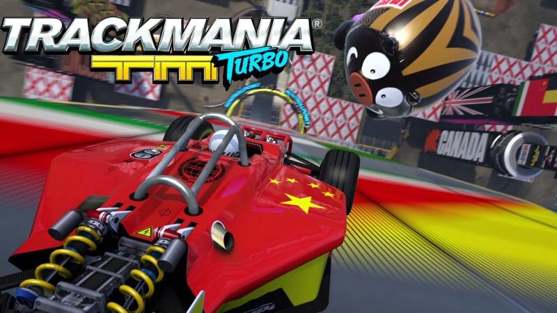Une bêta ouverte pour TrackMania Turbo à partir de vendredi