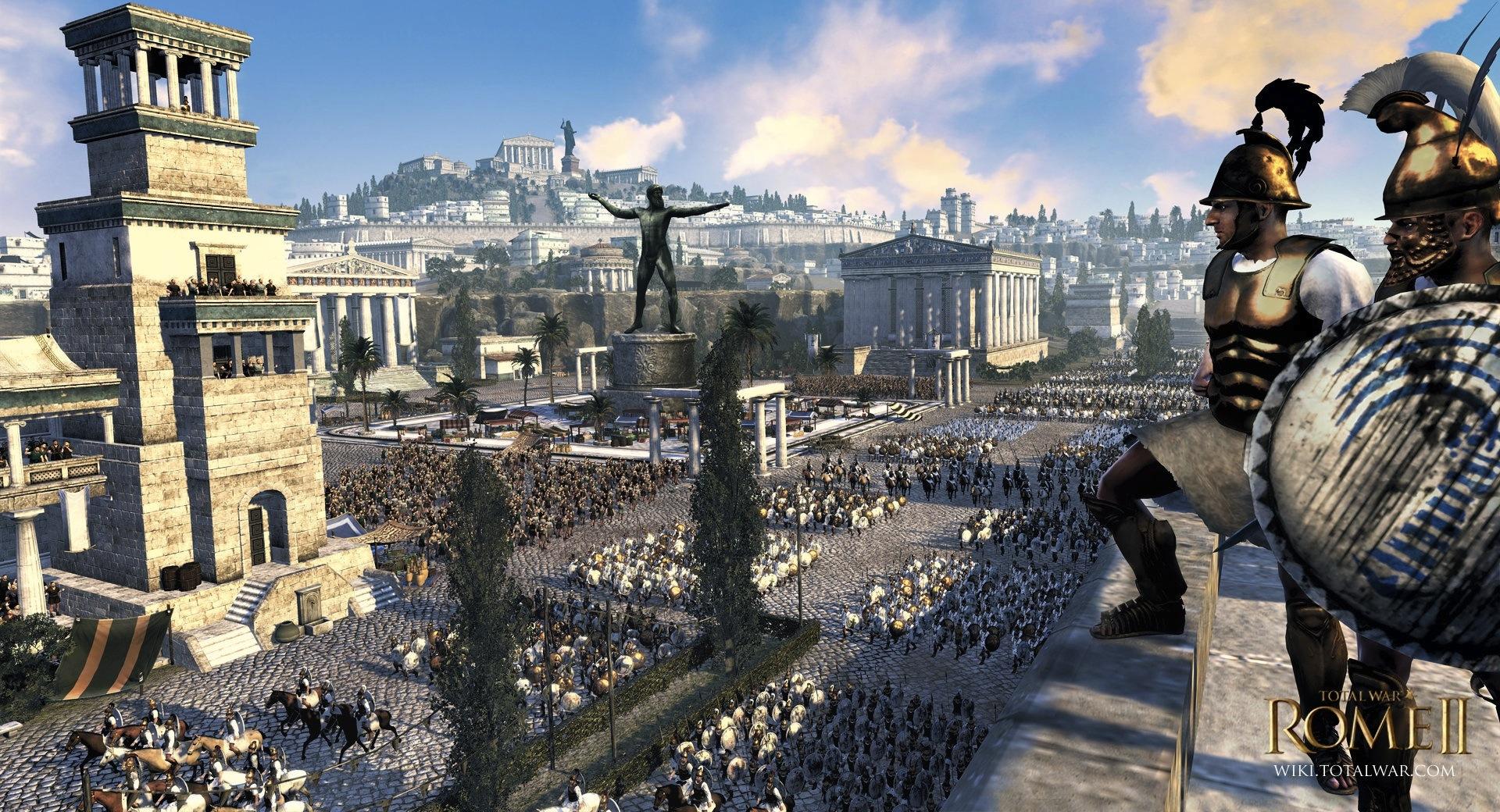 Total War : Rome 2 ? La conquête d?un empire