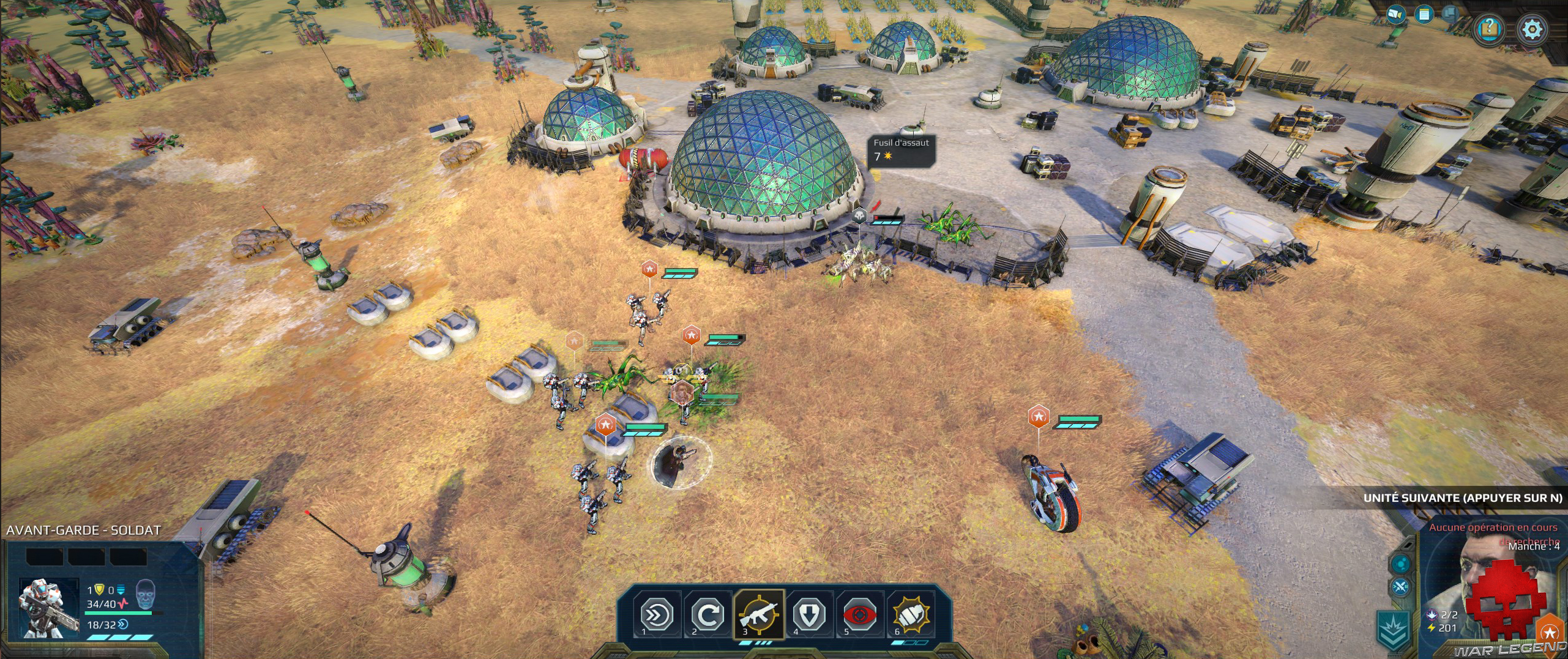 Test Age of Wonders Planetfall