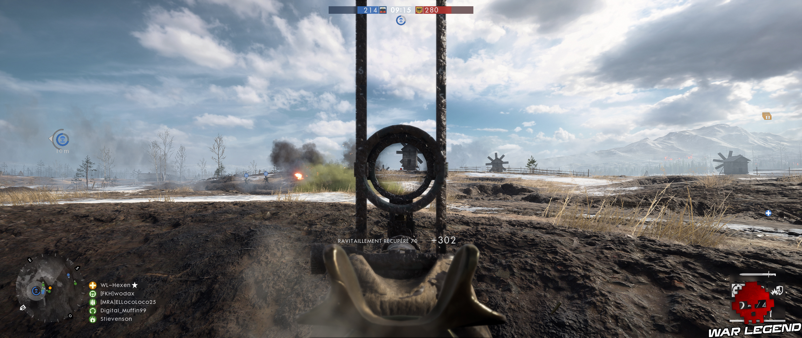 Test Battlefield 1 In the Name of the Tsar