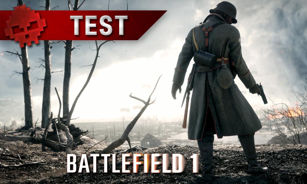 Test Battlefield 1 War Legend