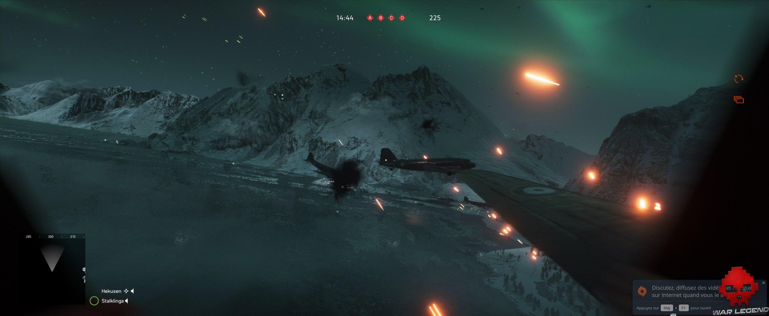 Test Battlefield V - Invasion aérienne Norvège