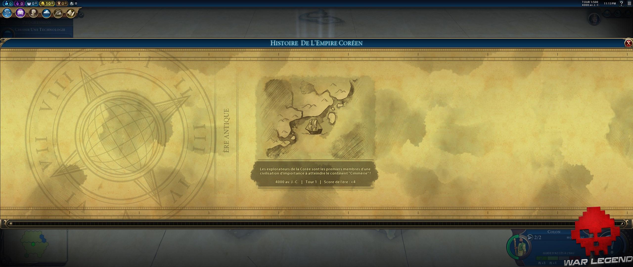 Test Civilization VI Gathering Storm