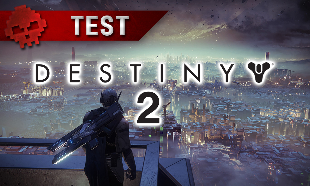 Test Destiny 2