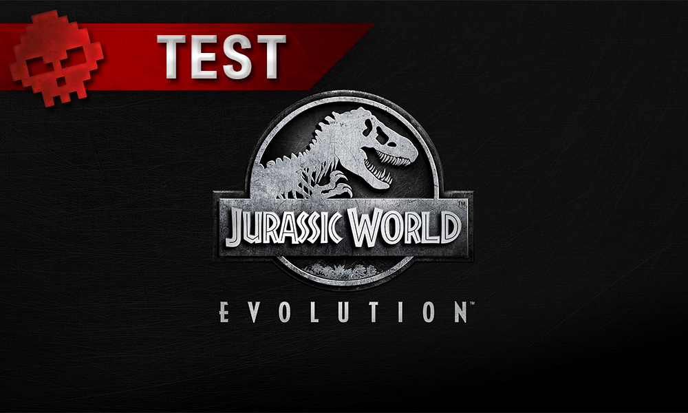 Test Jurassic World Evolution vignette