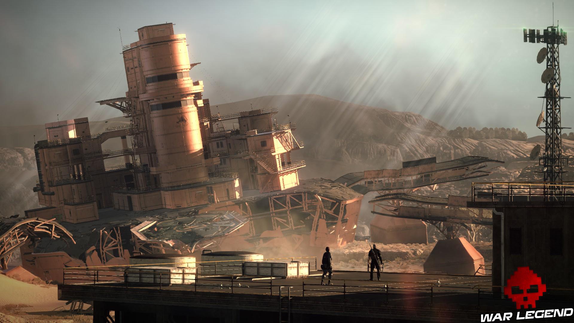 Test Metal Gear Survive