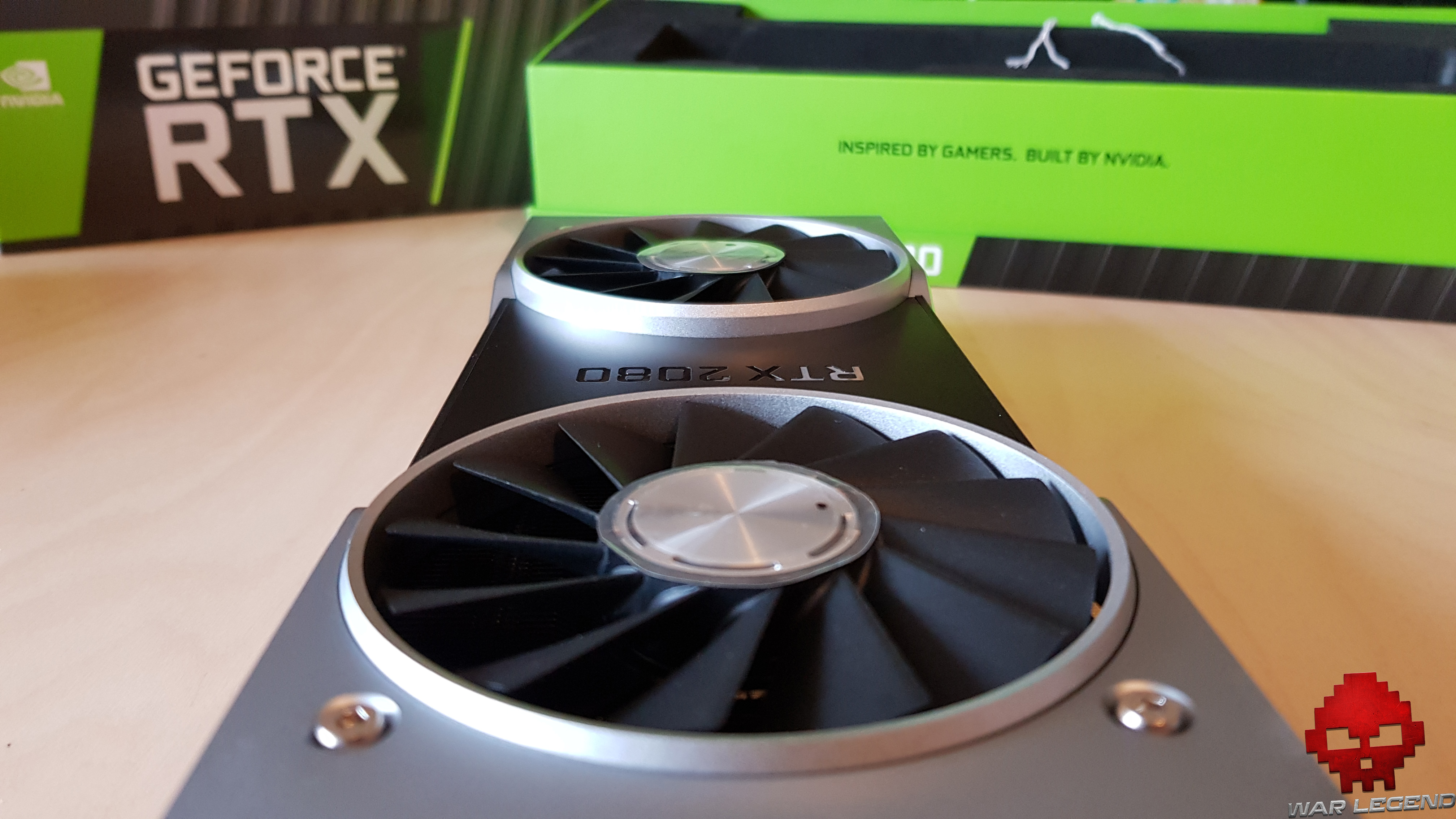 Test Nvidia GeForce RTX 2080