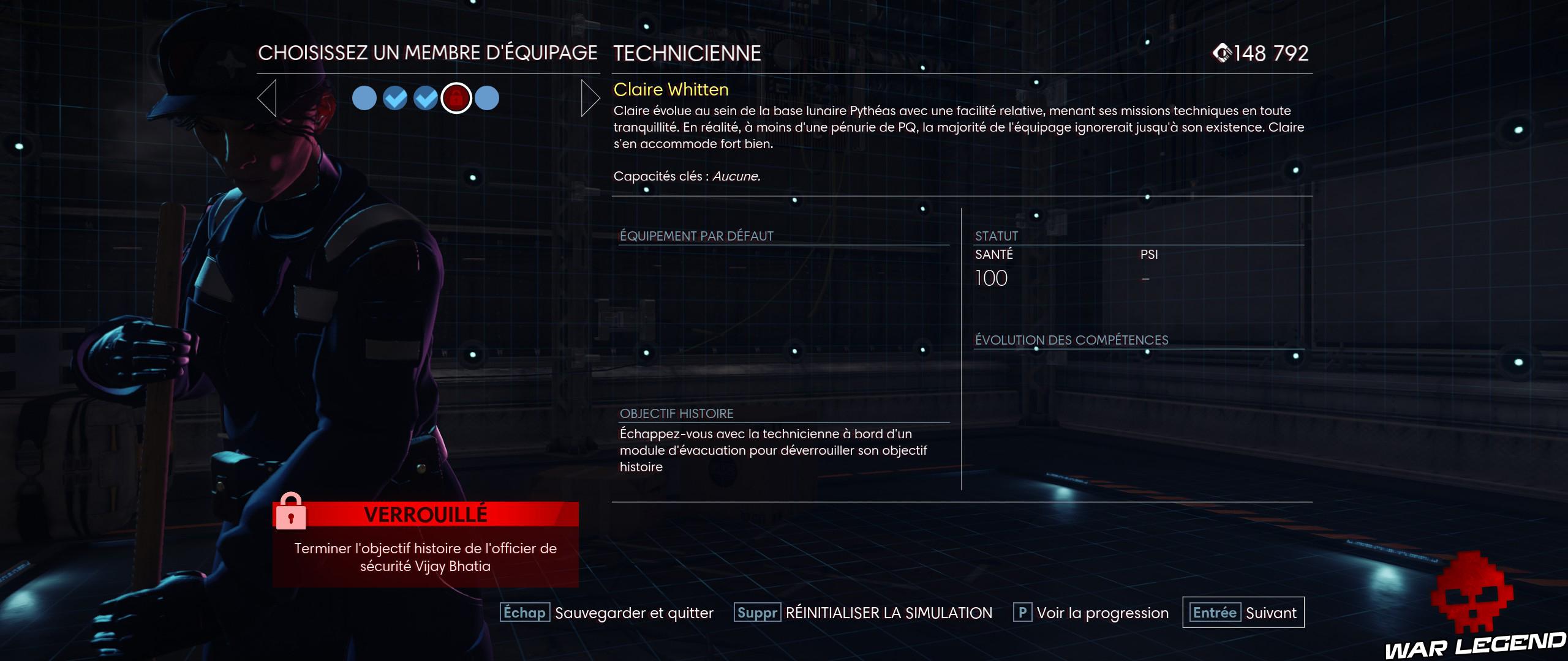 Test Prey Mooncrash objectif claire whitten