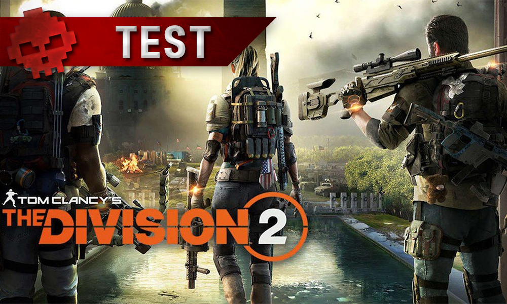 Test The Division 2 vignette