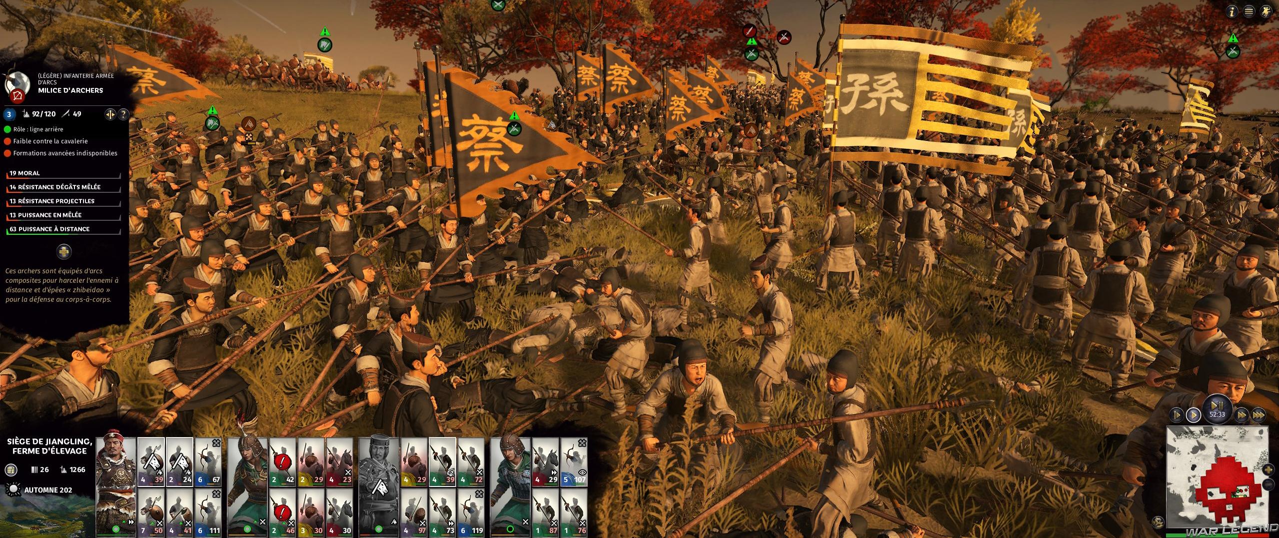 Test Total War Three Kingdoms 4