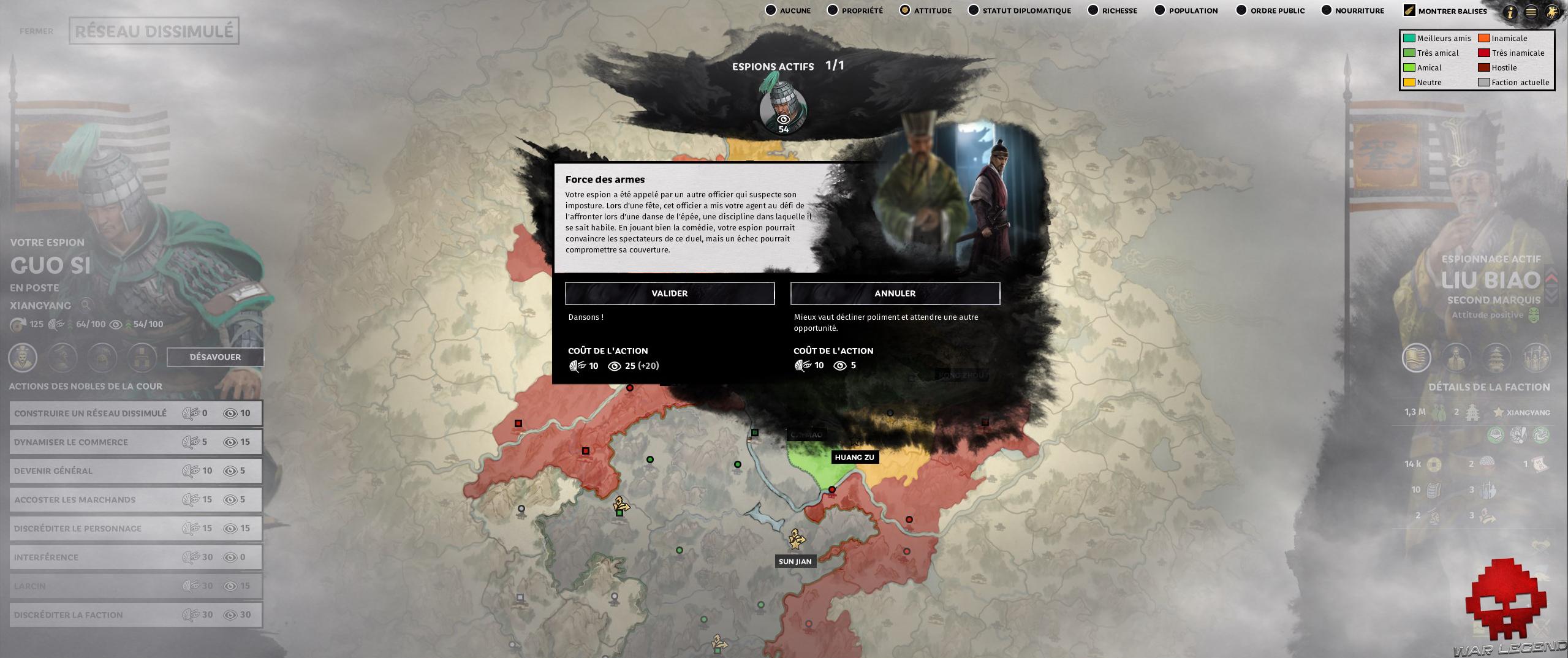 Test Total War Three Kingdoms 7