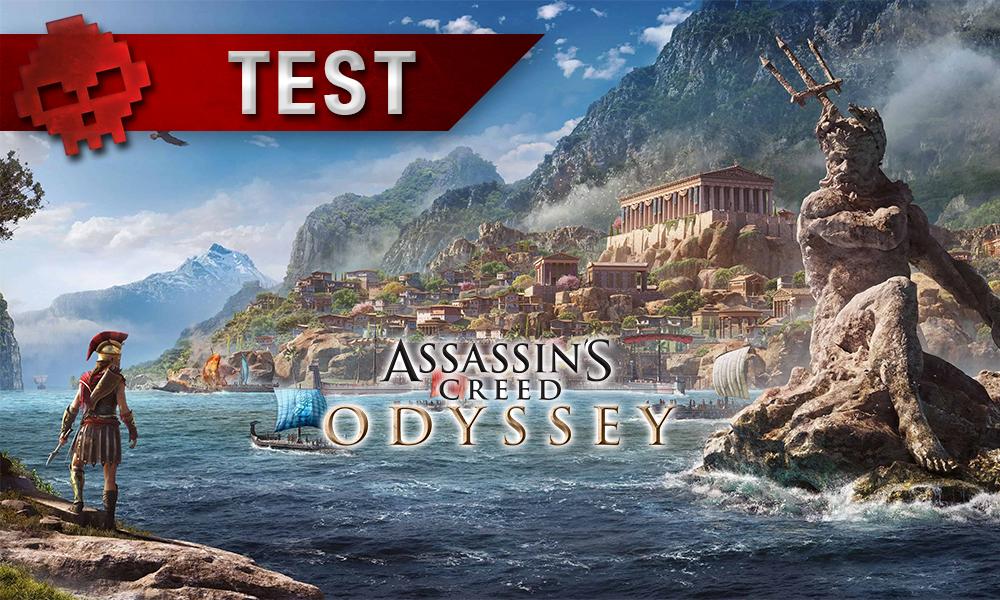 Test assassin's creed odyssey vignette test