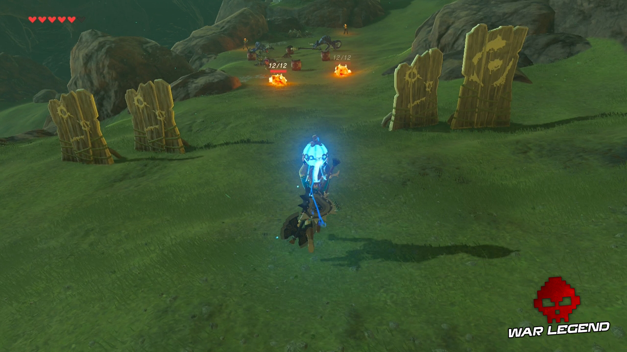 Test The Legend of Zelda: Breath of the Wild - Quand la modernité transcende la tradition bombe