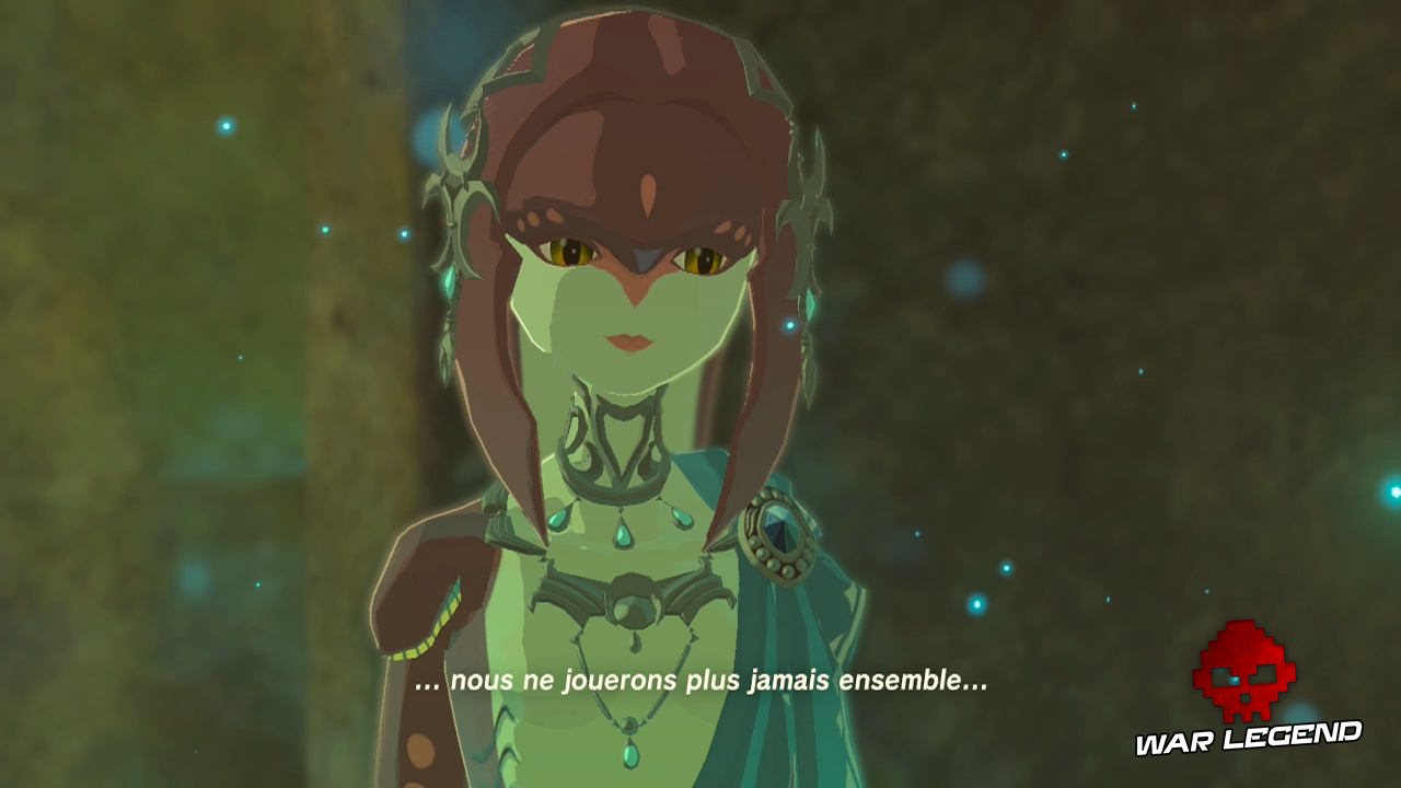 Test The Legend of Zelda: Breath of the Wild - Quand la modernité transcende la tradition zora