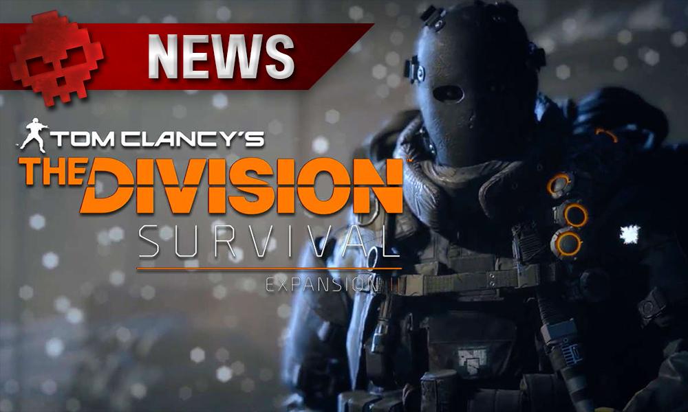 The Division - Le mode survie