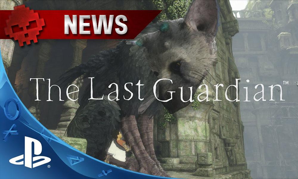 The Last Guardian - Les précommandes surpassent les attentes de Sony garçon et créature du jeu