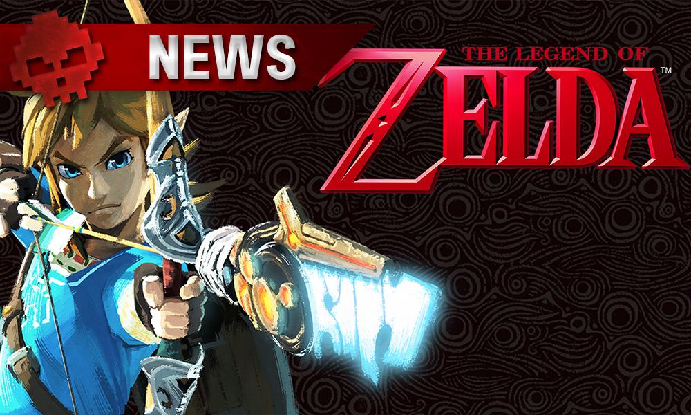 The Legend of Zelda, Link et bandeau news