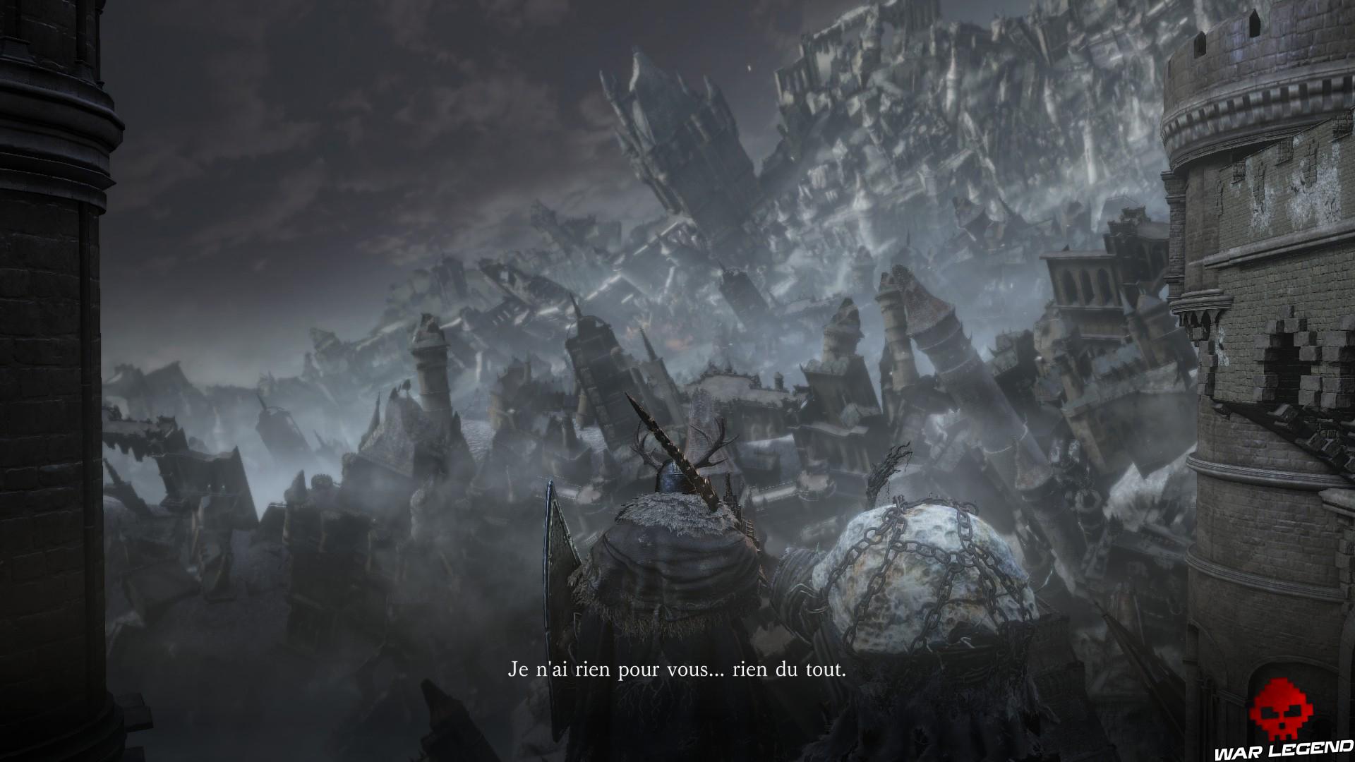 Test Dark Souls 3 The Ringed City - Une conclusion en apothéose