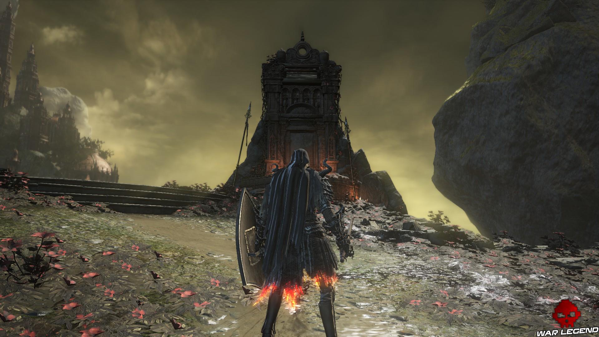 Guide Dark Souls 3 - Le serment de la Lance Divine