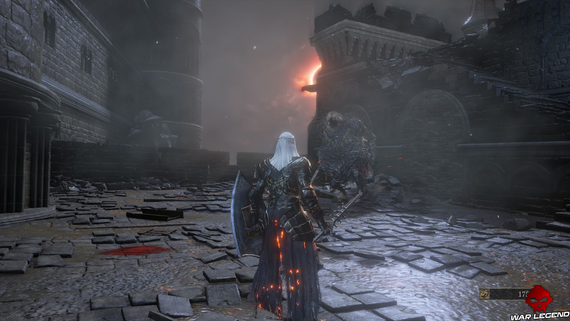 Solution Dark Souls 3 The Ringed City - Le capharnaüm des confins